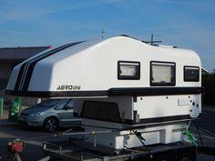 Aero one pickup camper, wohnkabine, demountable camper Pickup Camper, Recreational Vehicles, Camper, Campers, Single Wide