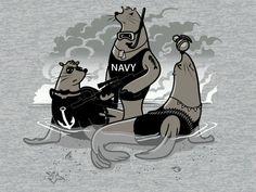 Navy SEALs...