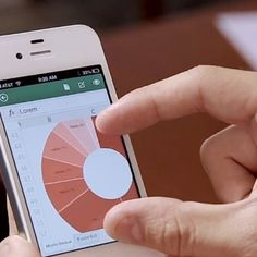 Hands On With Office For iPhone | Mashable.com