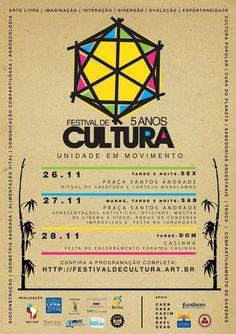 Festival de Cultura alternativa e popular comemora 5 anos em Curitiba - Sobretudo
