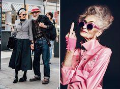moda na terceira idade