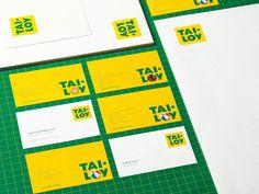 Tai Loy by Infinito Consultores Corporate Identity, Corporate Design, Visual Identity, Web Design, Logo Design, Graphic Design, Restaurant Branding, Brand Identity Design, Motion Design