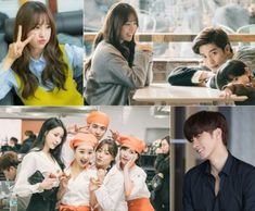 """Song Ji Eun And Sung Hoon Are Full Of Smiles In Making Stills Of """"My Secret Romance"""" 