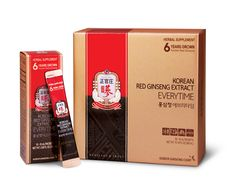 RED GINSENG EXTRACT EVERY TIME 085101K119