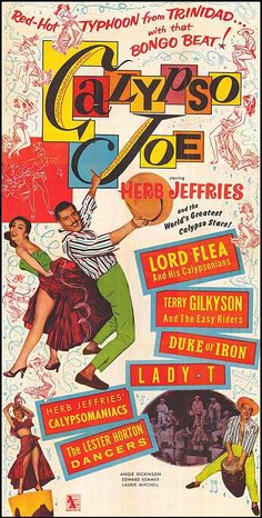 Calypso Joe (1957).