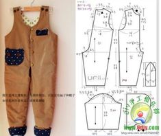 Trendy Sewing Patterns For Baby Clothes American Girls 58 Ideas Kids Dress Patterns, Kids Clothes Patterns, Sewing Kids Clothes, Kids Clothes Boys, Baby Doll Clothes, Sewing Patterns For Kids, Baby Sewing, Baby Patterns, Clothing Patterns