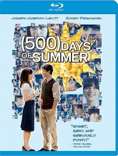 (500) Days of Summer Blu-ray