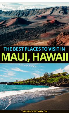 One of the most beautiful islands in the world, Maui boasts gorgeous waterfalls, volcanic craters, pristine beaches and one-of-a-kind scenery. #maui #hawaii #hawaiitravel #travelusa