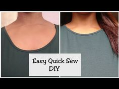 Diy Sewing Projects, Sewing Hacks, Sewing Tutorials, Sewing Tips, Sewing Ideas, Sewing Patterns, Shirt Alterations, Sewing Alterations, Clothing Alterations