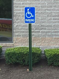 We can provide you with all of the traffic and parking signage your business needs.  #ParkingSign #Pittsburgh #MrSign