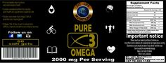 Best Omega3's ever! Thanks Fit Life Nutritions! SA only. info@fitlifenutritions.co.za  072 465 1162
