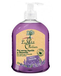 Le Petite Olivier lavender hand soap