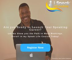 It's time to Speak Life, share your voice & create wealth by sharing your advice & content with the world! Join Now https://www.ispeaklifeacademy.com/speak-life-create-wealth-coursesp?utm_content=buffere9366&utm_medium=social&utm_source=pinterest.com&utm_campaign=buffer