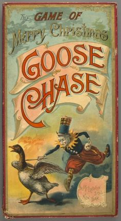 Merry Goose Chase Game