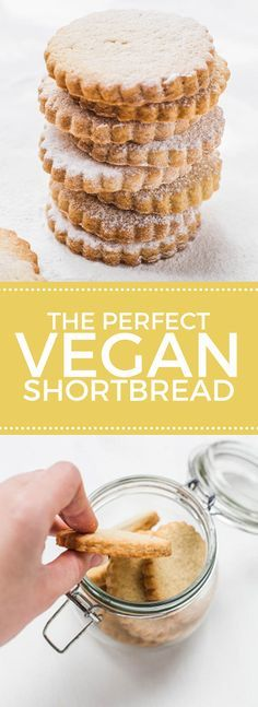 Vegan Shortbread