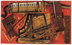 Arman, Chopin's Waterloo
