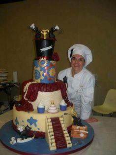 gatte cake