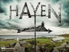 Haven (2010- ) on Syfy. I love this show and watched all the seasons.