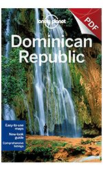 eBook Travel Guides and PDF Chapters from Lonely Planet: Punta Cana & the Southeast - Dominican Republic (P...