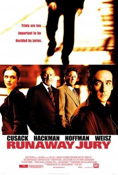 Runaway Jury (2003) Premiered 17 October 2003