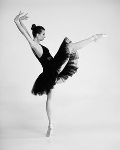 Gorgeous balerina Anna Tikhomirova❤️ Photo by Tatyana  (Gilmour Photo)