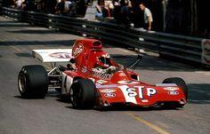 Niki Lauda (March-Ford) Grand Prix de Monaco 1972