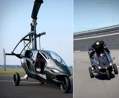 The Helicopter Motorcycle Asombroso!!