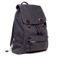 I've been wanting a new backpack. I think this one will work perfectly. Everlane - Snap Backpack $65