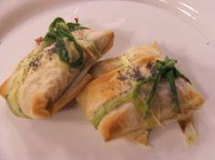Pacchettini di salmone e patate al limone