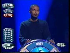 """Doctor Who plays on The Weakest Link  """"Hello, I'm David. I'm 925, and I come from Gallifrey."""""""