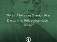 Mikao Usui: Reiki somos todos