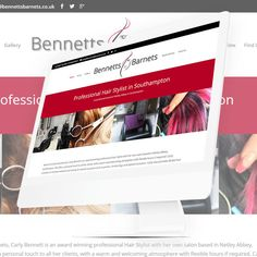 "The Website for Bennetts Barnets in Netley, Southampton is now ""live"" at http://bennettsbarnets.co.uk/"