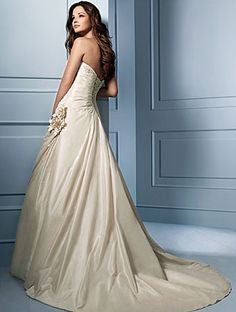 Alfred Angelo Style 753, back