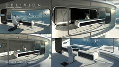 2013 | Skytower [49] Interior Ideation |Thom TeneryOblivion...