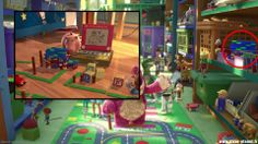 Disney/Pixar theroy | Disney Pixar Planet Wink Eye Easter Egg toy story 3