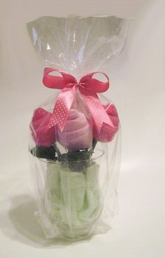Baby Bouquet  The Blossom  Baby Shower Gift  by KalosCandy on Etsy, $24.00