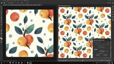 Adobe Textile Designer Plugin for Photoshop Motif Photoshop, Adobe Photoshop, Photoshop Design, Plugins For Photoshop, Photoshop Tutorial, Photoshop Actions, Textile Pattern Design, Surface Pattern Design, Textile Patterns