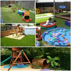 Great outdoor spielplatz unternehmungen mit kinder spielturm garten