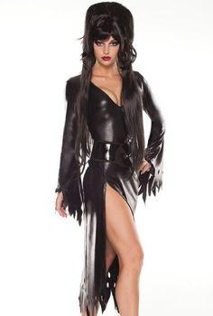 Mistress of The Dark, Elvira Costume $29.99                              …