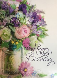 Free Happy Birthday Cards Printables May your birthday be filled with wonderful surprises! The post Free Happy Birthday Cards Printables appeared first on Ideas Flowers. Happy Birthday Bouquet, Happy Birthday Wishes Cards, Birthday Wishes And Images, Happy Birthday For Her, Birthday Blessings, Happy Birthday Pictures, Happy Wishes, Birthday Ideas, Flowers Birthday Bouquet