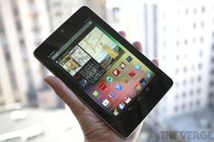 If the Ipad is getting too boring for you try Nexus 7 tablet. Technology Gadgets, Tech Gadgets, Tablet Reviews, Nexus 7, Google Nexus, Geek Stuff, Kid Stuff, How To Look Better, Ipad