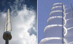 Windspire: 1 kW Wind Turbine for Your Backyard