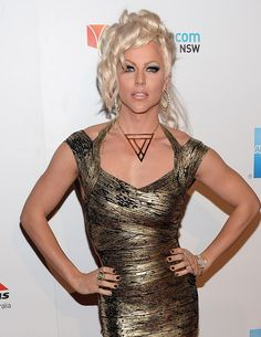Courtney Act | 15 Fierce Drag Queen Transformations That'll Blow Your Wig Off