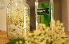 How to make elderflower gin