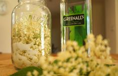 How to make elderflower gin