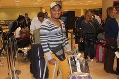 Aeropuerto de Quito llegando...!!!!
