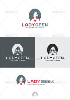 Lady Geek Logo  #GraphicRiver         Fully Editable Logo, AI, EPS, CDR, PNG files  Used free font link in the zip folder  	 Easy work and good luck   Don't forget to rate if you like it!   	    	   	 You bought a logo, but You cannot configure it the way you would like? I can do it for You. Customization means that you have the logo in which you want to change such as font, color, or non conceptual change some elements, convert to black/white version.  	 Maybe you need exclusive logo?  	…
