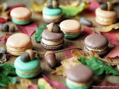 Mini Cupcakes, Macarons, Baking, Food, Therapy, Bakken, Essen, Macaroons, Meals