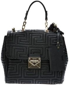 f54481bf46bf Versace  Greca  patterned tote - ShopStyle
