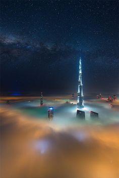 Dubai Galactica (by Daniel Cheong)